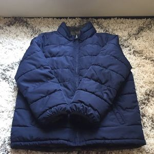GAP BOYS REVERSIBLE PUFFER JACKET